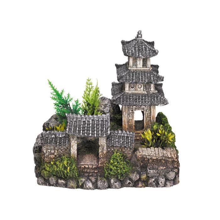 decoration aquarium zen achat vente pas cher. Black Bedroom Furniture Sets. Home Design Ideas