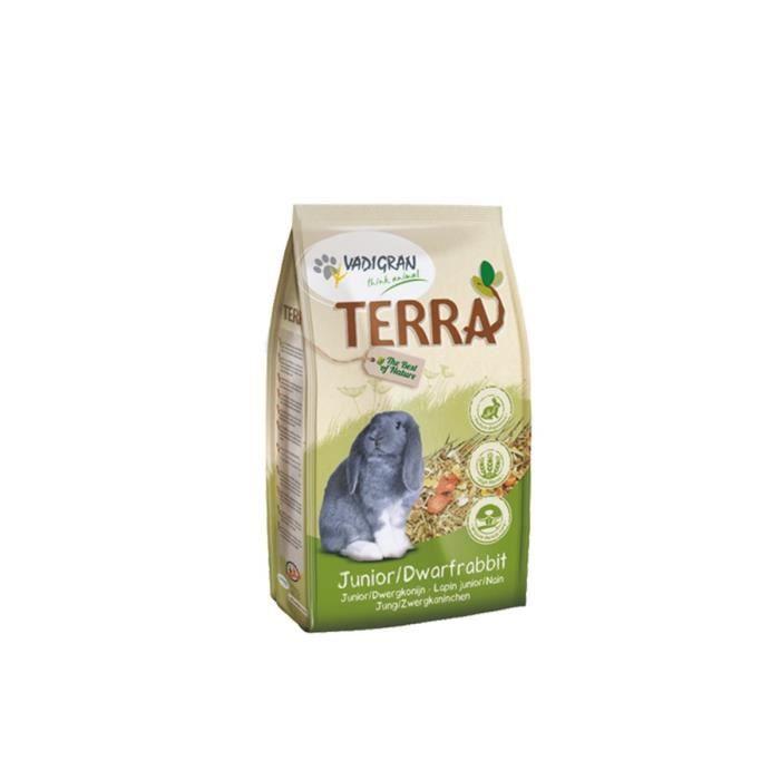 GRAINES VADIGRAN Nourriture TERRA Junior & Lapin nain 1kg