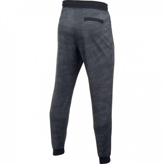 635540583e02 Pantalon de survêtement Under Armour Sportsyle Jogger - 1290261-002 Gris  Gris - Achat   Vente pantalon de sport - Cdiscount
