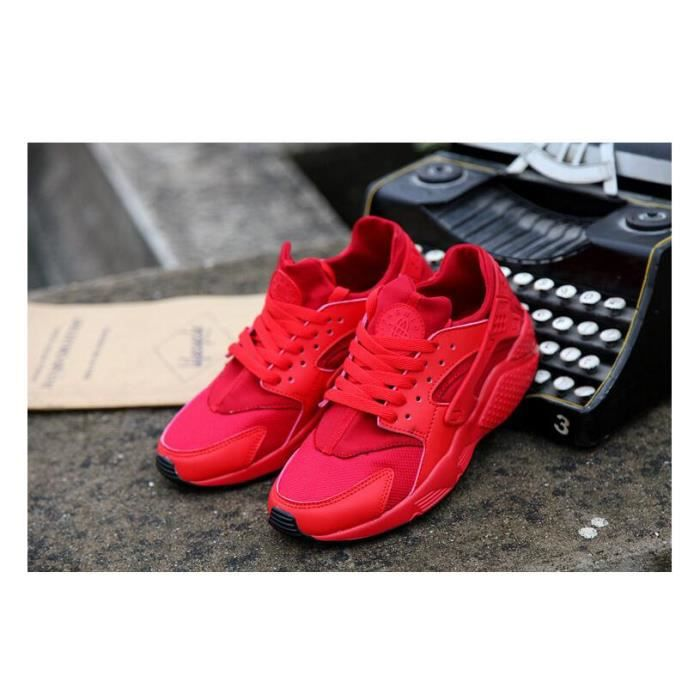 Lovers Femme Homme Baskets Chaussures Jogging Course Gym Fitness Sport Lacet Sneakers air Running