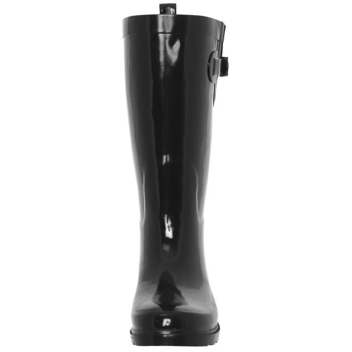 Mesdames Brillant Rainboot Grand Z8T20 Taille-37