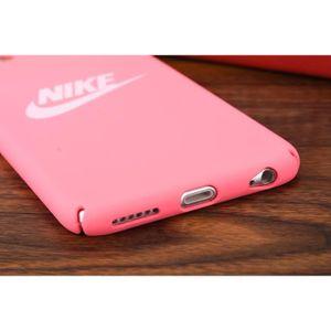 coque iphone 6 nike rose
