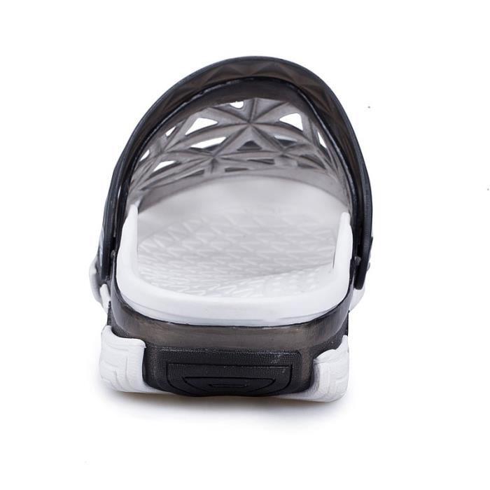 Sandales de mode pour les hommes d'été Garçons Chaussures Casual Respirant