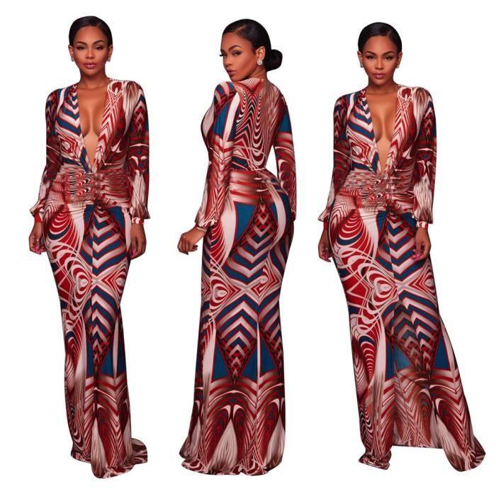 Sexy Robes Femme Classique Loisirs longues Automne et hiver Robes Nouvelle Mode Creux Manche de chauve-souris Taille S-XXXL