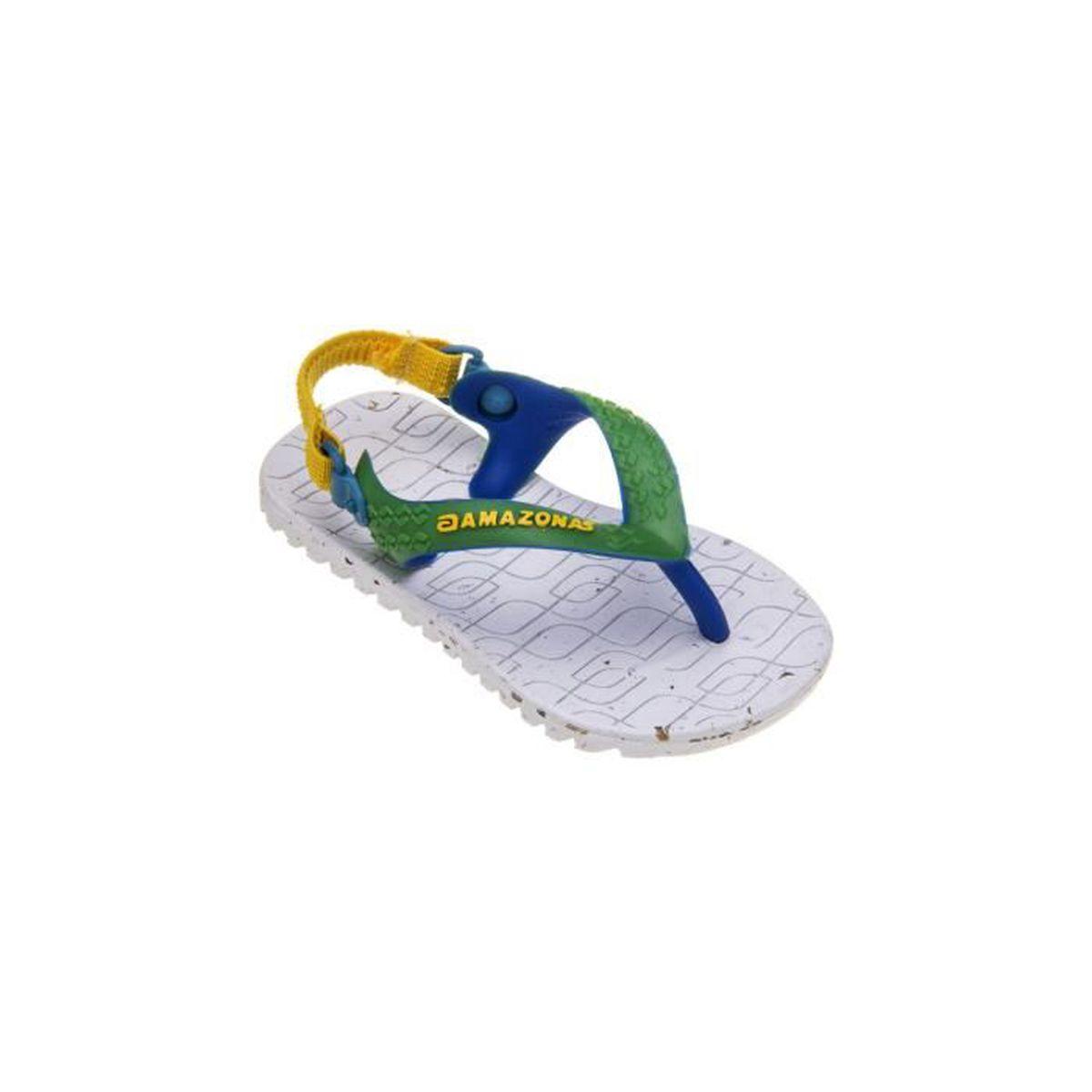 Amazonas Sandales BéBé GarçOn Amazonas Eco Baby Bleu 9m8eiT