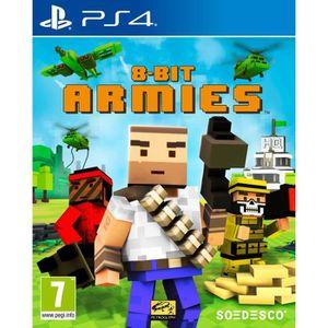 JEU PS4 8-Bit Armies Jeu PS4