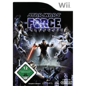 JEUX WII Star Wars : the Force Unleashed [import allemand]