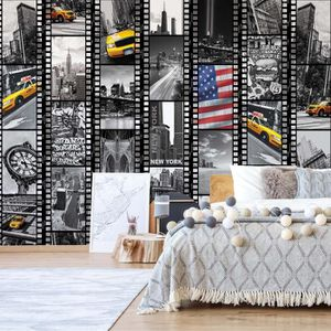AFFICHE - POSTER Poster Mural Divers  New YorkV8 - 368cm x 254cm119