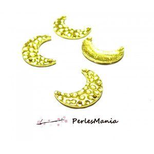 Perles PS110107902 PAX 15 Chandeliers Connecteurs Lune Do