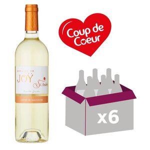 VIN BLANC IGP Côtes de Gascogne - Domaine de Joÿ - cuvée Sai