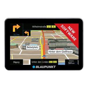 GPS AUTO Blaupunkt TravelPilot 74 Truck EU Lifetime Map Upd