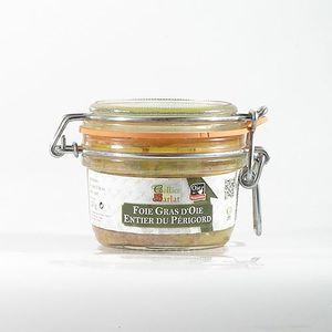 FOIE GRAS Foie Gras d'Oie Entier Origine Périgord 190g