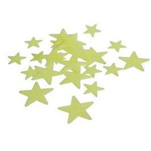 OBJETS LUMINEUX DÉCO  Etoiles Phosphorescentes : 24 étoiles
