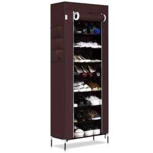 meuble a chaussures grande capacite achat vente meuble a chaussures grande capacite pas cher. Black Bedroom Furniture Sets. Home Design Ideas
