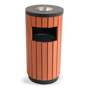 poubelle d ext rieur achat vente poubelle d ext rieur pas cher soldes d s le 27 juin. Black Bedroom Furniture Sets. Home Design Ideas