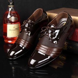 CHAUSSURES MULTISPORT Homme Chaussures bout pointu en cuir d'affaires Mo