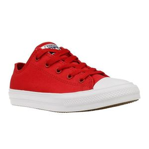 converse rouge taille 35