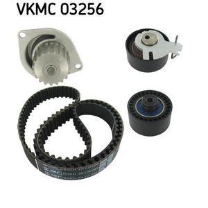 KIT DE DISTRIBUTION SKF Kit de distribution + pompe à eau VKMC 03256