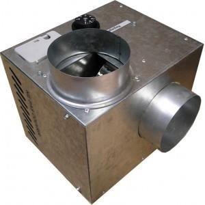 POMPE À CHALEUR Répartiteur d'air chaud pour foyer fermé CHEMINAIR