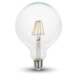 AMPOULE - LED V-TAC VT-1994D, Blanc chaud, Transparent, A+, 220-