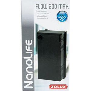 FILTRATION - POMPE NanoLife FLOW 200 Max filtre intérieur pour aquari