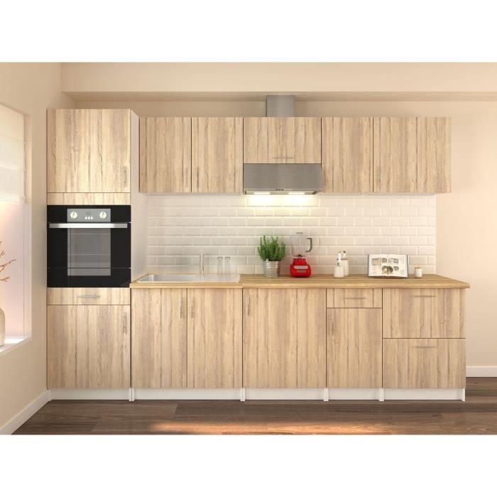 obi cuisine compl te l 3m d cor sonoma mat juillet 2018. Black Bedroom Furniture Sets. Home Design Ideas