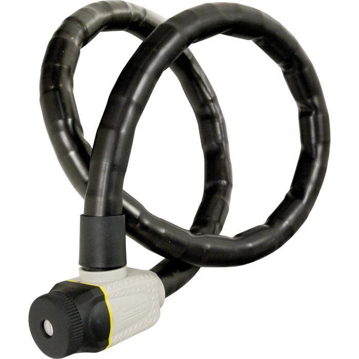 MICHELIN Antivol articulé + clé - L 1200 mm x Ø 25 mm