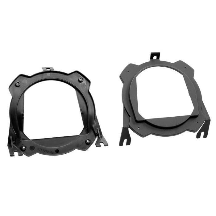 HAUT PARLEUR VOITURE Adaptateur haut parleurs Ø 130 mm Opel Corsa/ Tigr