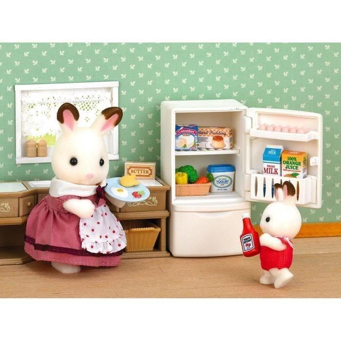 frigo jouet fille achat vente jeux et jouets pas chers. Black Bedroom Furniture Sets. Home Design Ideas