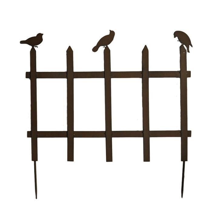 Barrière De Jardin Droite - Achat / Vente clôture - barrière ...