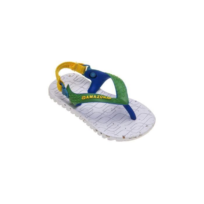Sandales Bébé Garçon Amazonas Eco Baby Multicolore