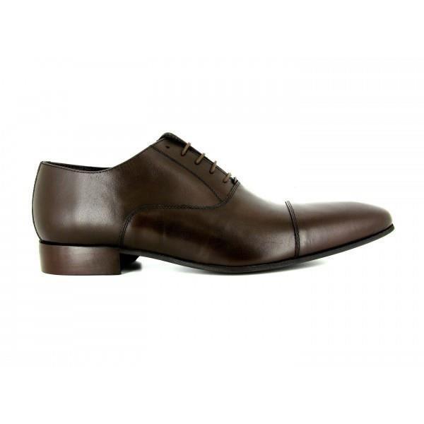 PIERRE CARDIN Chaussures Richelieu PC1605AD Marron - Couleur - Marron