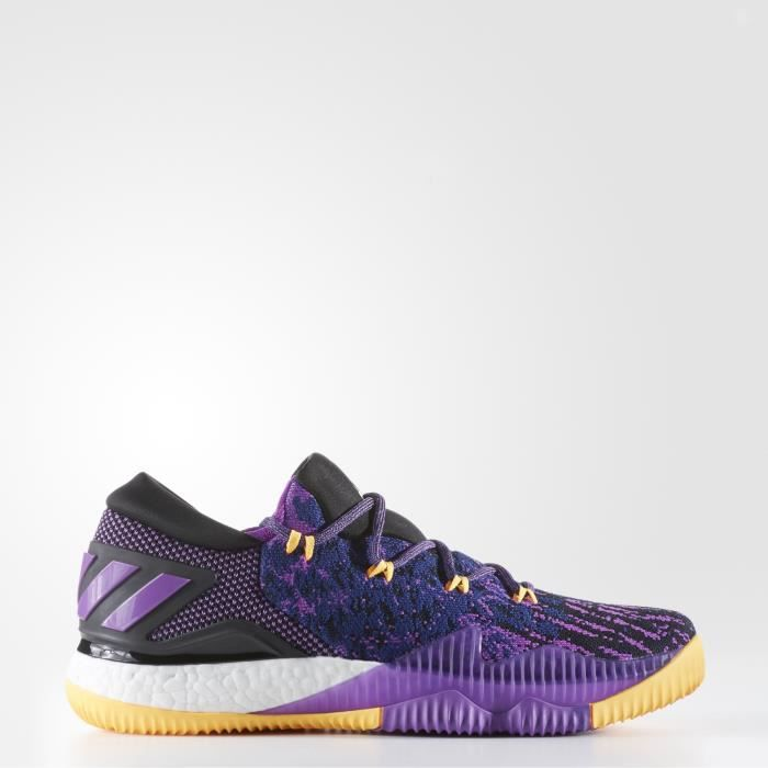 new products 18858 e9e0e Chaussures adidas Crazylight Boost Low 2016
