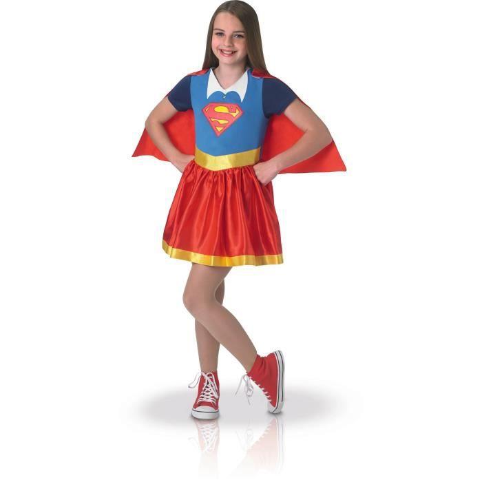 ac2a5ef1832eb1 Deguisement supergirl enfant - Achat   Vente jeux et jouets pas chers