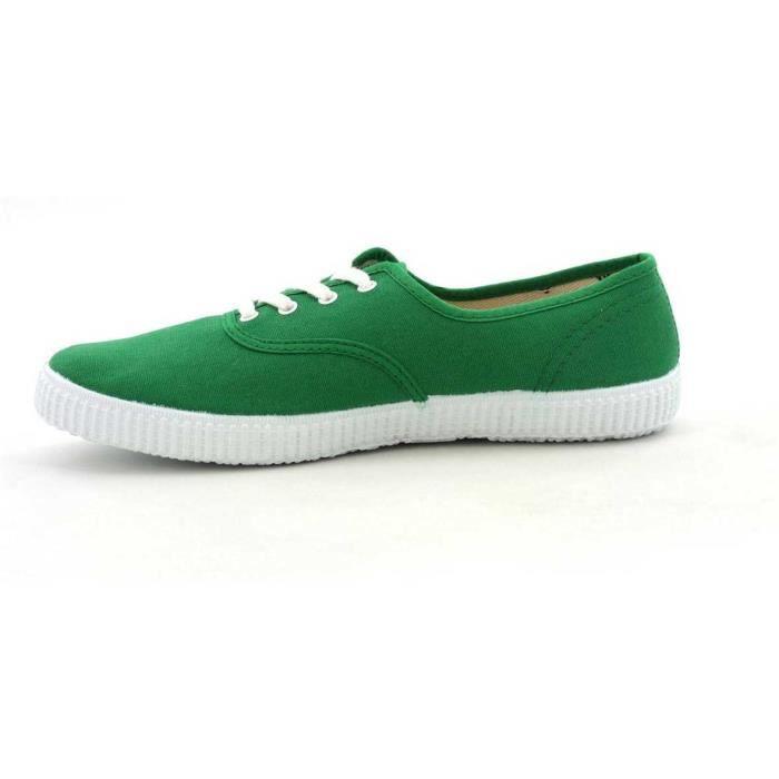 Victoria 06613 Verde Chaussures Basse Homme Pointure 45...vch13