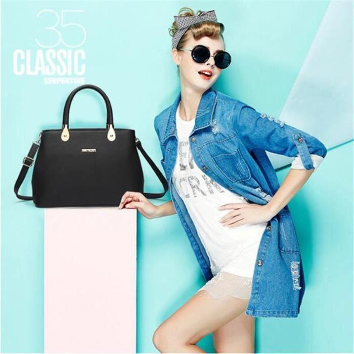 Sacoche Femme marque sac à main de marque pour femme sac bandouliere cuir femme sacs de marque de luxe en cuir veritable femme