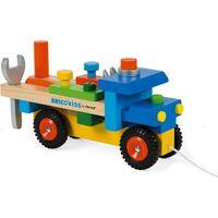 BRICOLAGE - ÉTABLI Camion de bricolage (bois)