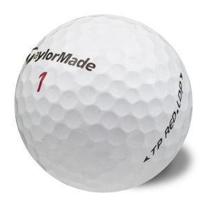 TAYLOR MADE Lot de 50 Balles Taylor Made TP LDP Red