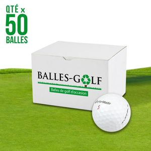 BALLE DE GOLF TAYLOR MADE Lot de 50 Balles Taylor Made Lethal Re