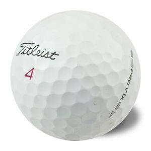 BALLE DE GOLF TITLEIST Lot de 50 balles de Golf Titleist Pro V1X