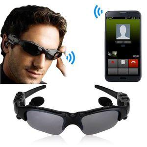 LUNETTES DE SOLEIL Sans fil Bluetooth headset SunGlasses Mains libres faf5dec06ea9