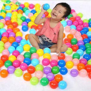 BALLES PISCINE À BALLES 100 balles de jeu ou de piscine multicolores