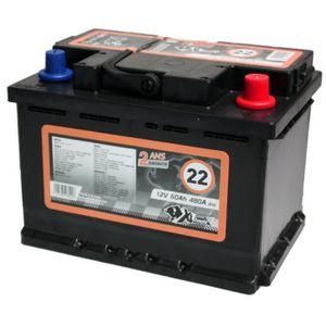 BATTERIE VÉHICULE XL PERFORM TOOLS Batterie XL22 480A 60Ah