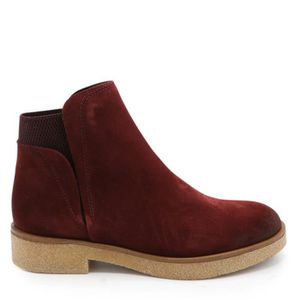 Boots Femmes PORRONET. Jaune Jaune - Achat   Vente bottine - Cdiscount 427b91b93d0b