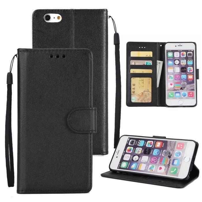 coque avec portefeuille iphone 6