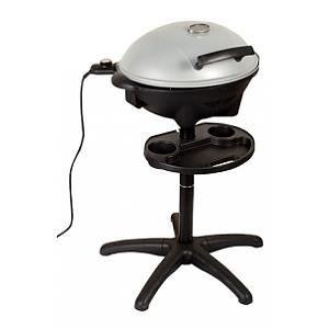 barbecue électrique mg402 avec couvercle - achat / vente barbecue