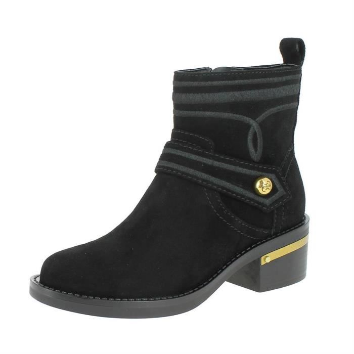 bottines / low boots fashion2 / stivaletto femme guess flfs23 sue10