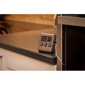 Thermometre four a bois achat vente thermometre four a for Thermometre de cuisine avec sonde