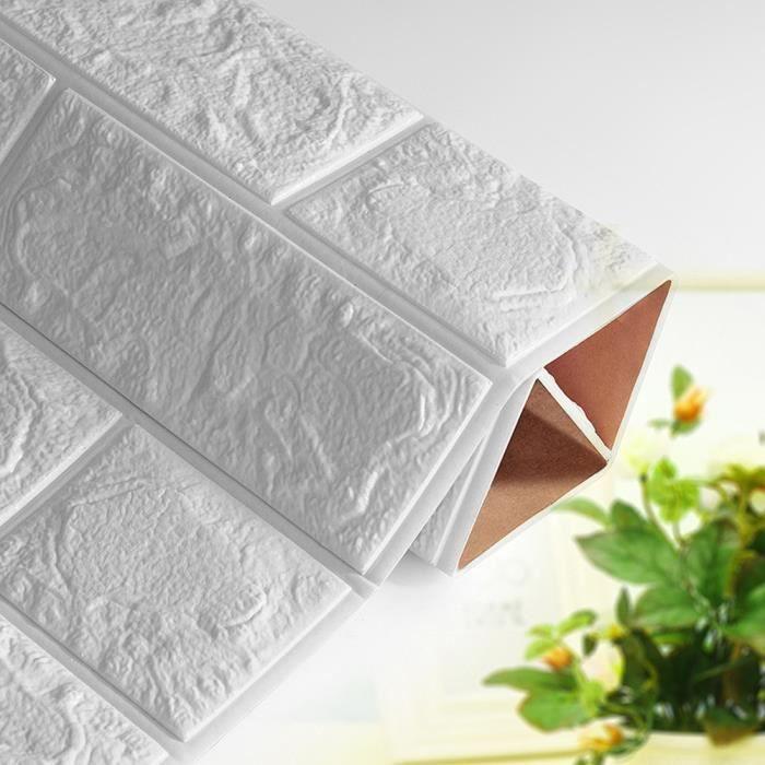 Lafayestore Pe Mousse 3d Papier Peint Bricolage Stickers Muraux