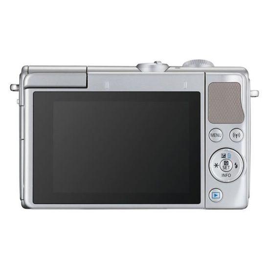 b0b9c23af689fe CANON EOS M100 GRIS + Objectif EF-M 15-45mm f 3.5-6.3 IS STM + Objectif EF-M  55-200mm f 4.5-6.3 IS STM GARANTI 3 ans - Achat   Vente appareil photo  hybride ...
